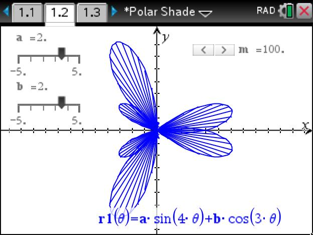 how to change from degrees to radians ti-nspire